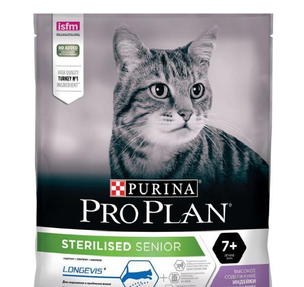 рейтинг влажных кормов для стерилизованных кошек